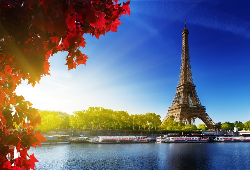 Luxury Vacations to Paris